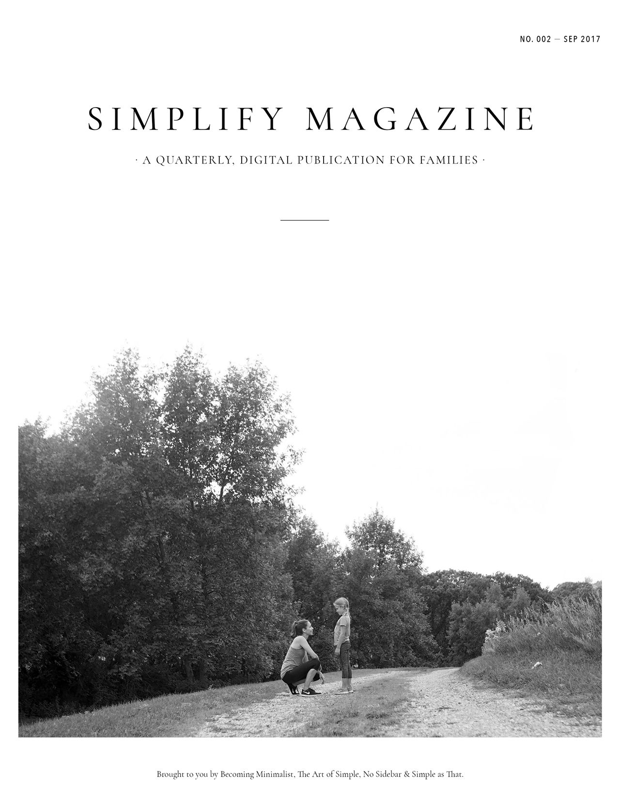 Simplify Magazine Issue #002