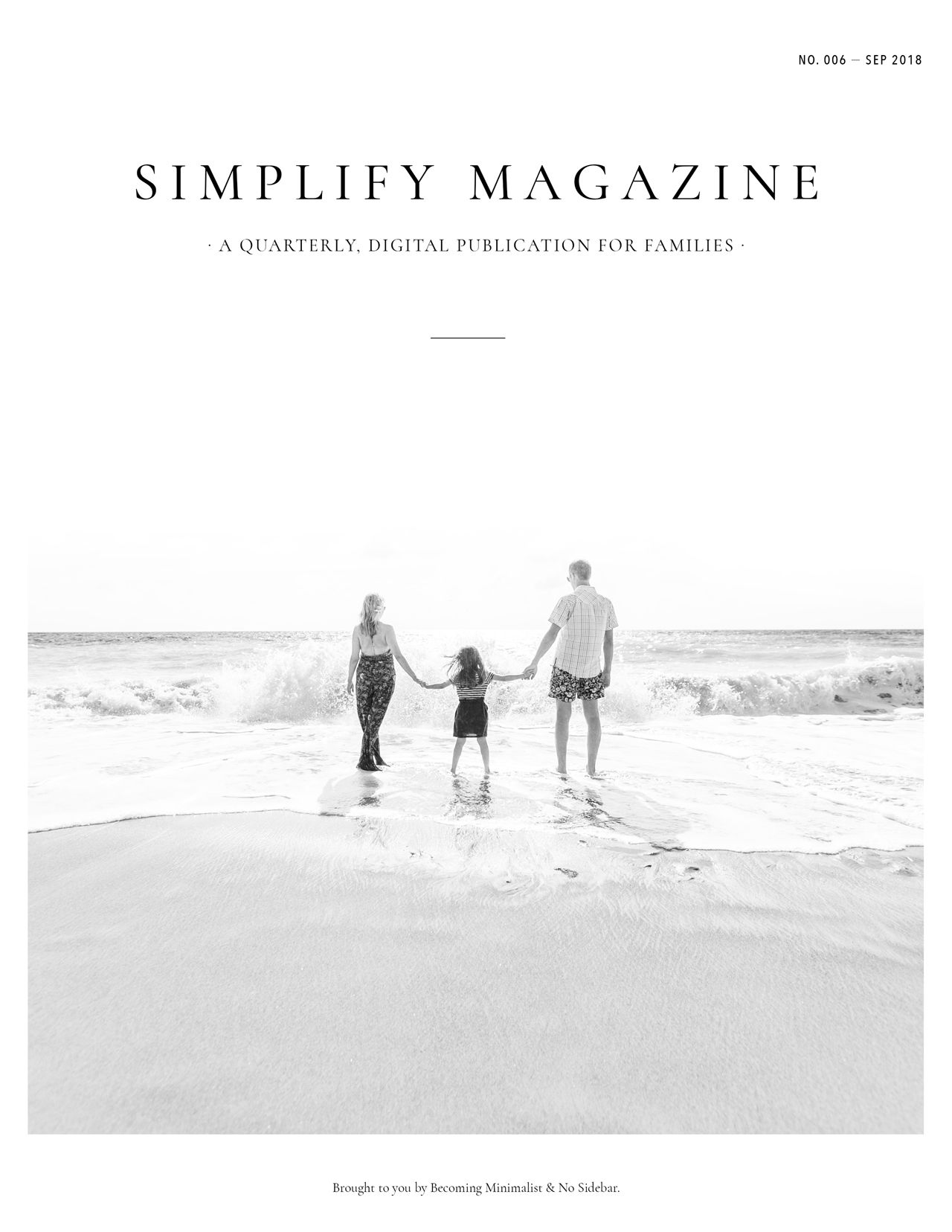 Simplify Magazine Issue #006