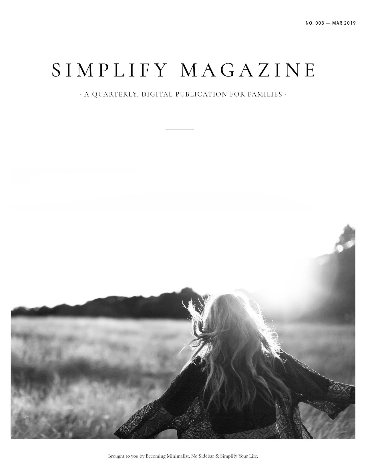 Simplify Magazine Issue #008