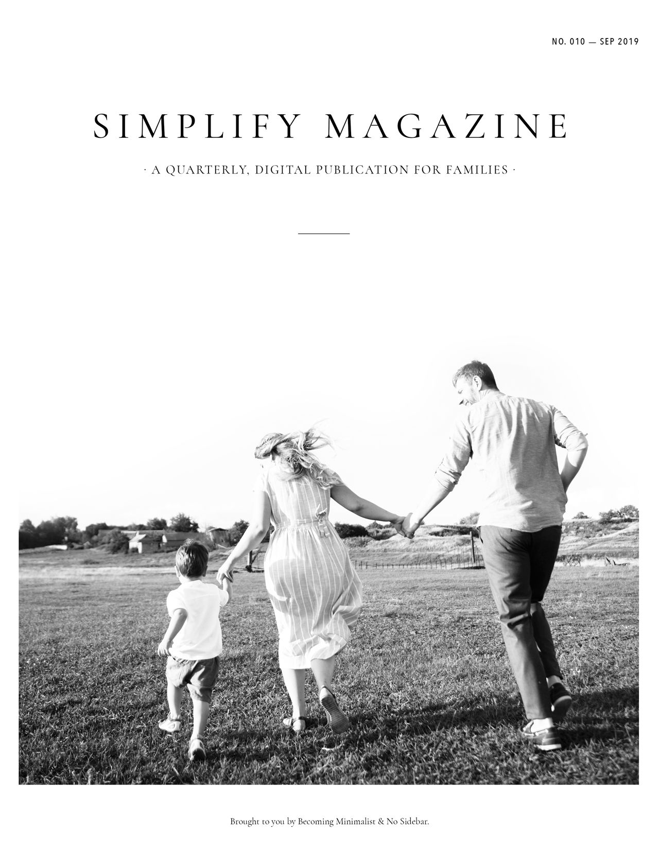 Simplify Magazine Issue #010