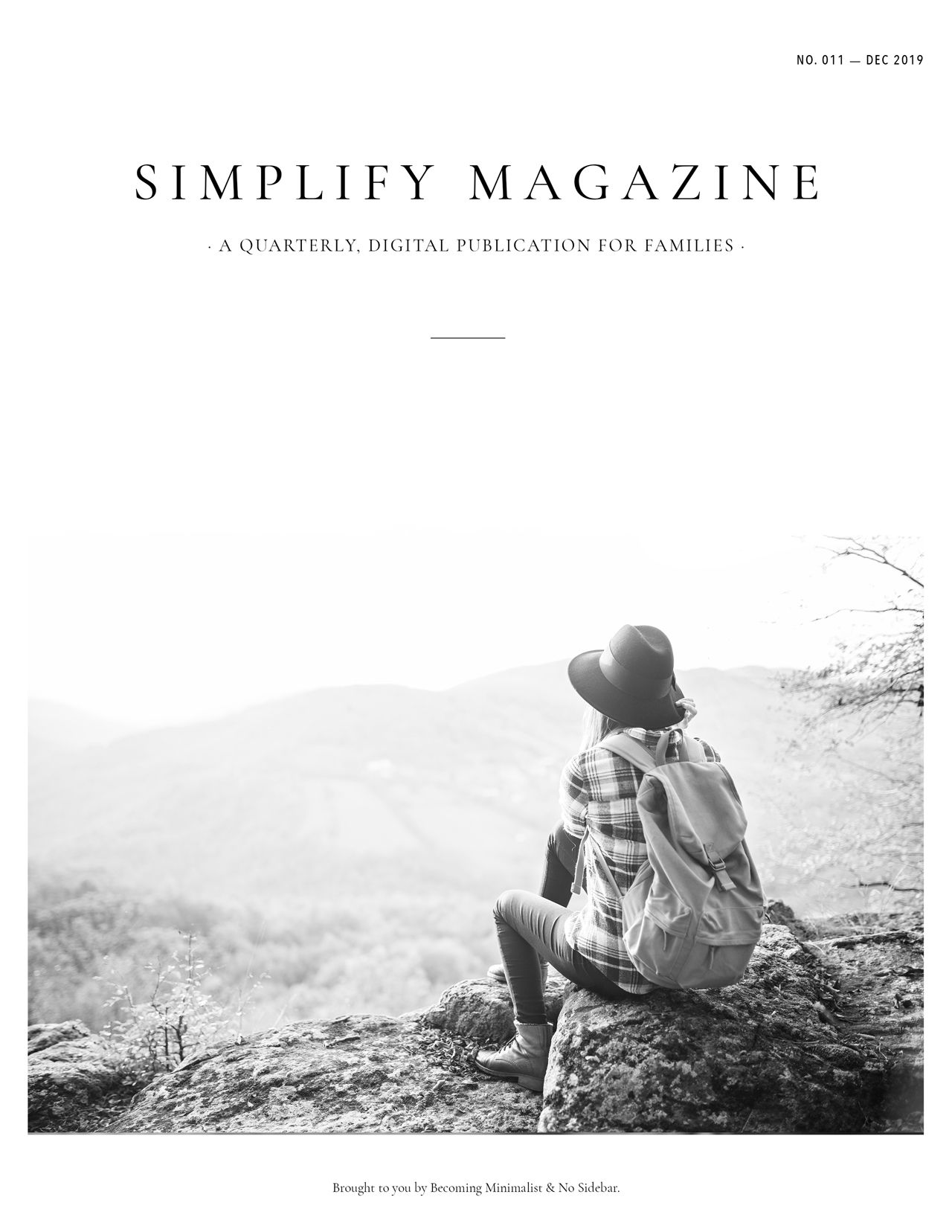 Simplify Magazine Issue #011