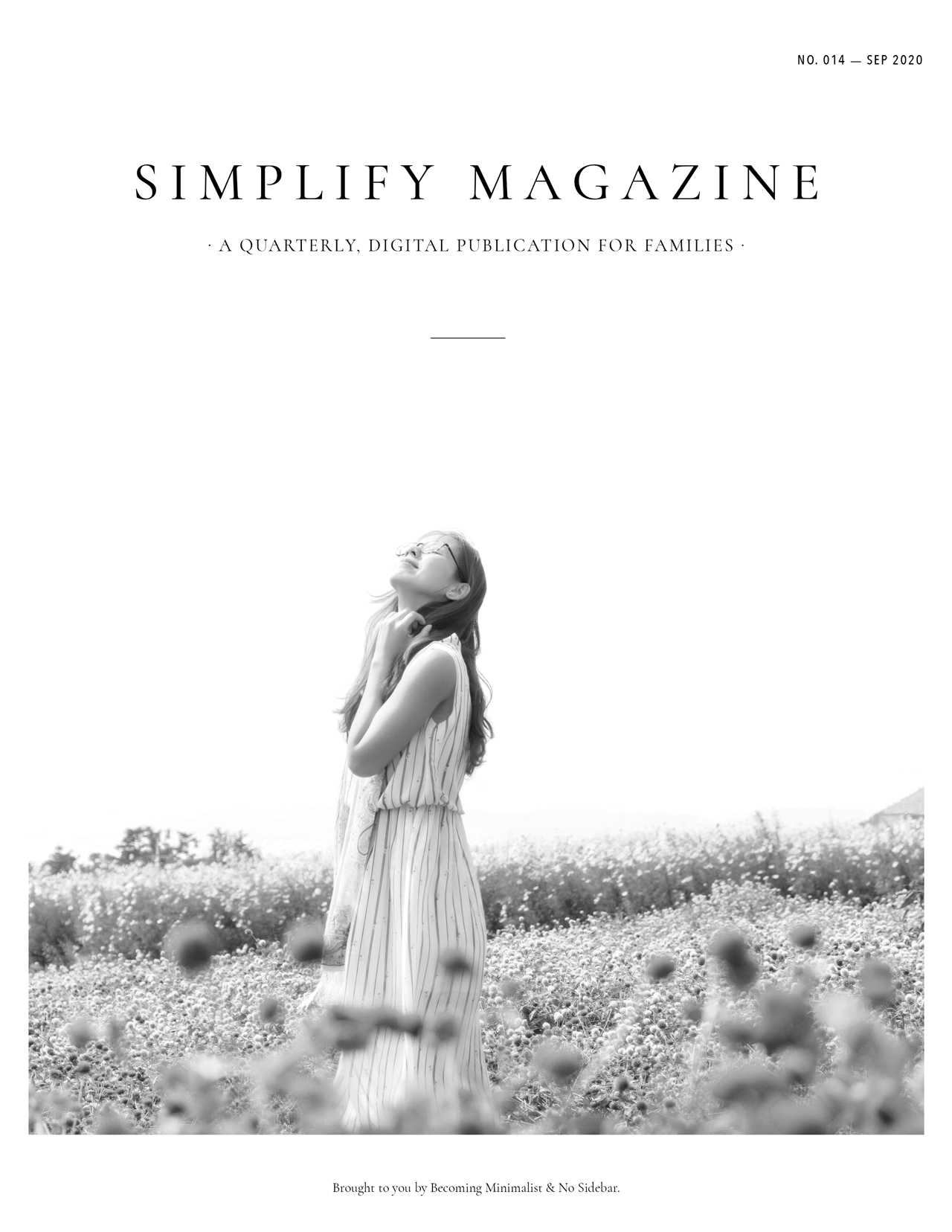 Simplify Magazine Issue #014